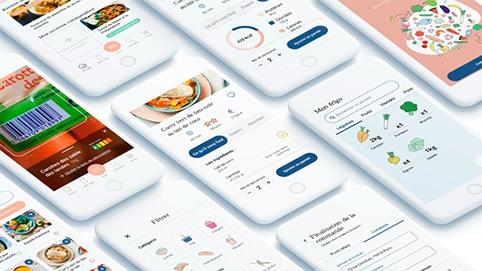 illustration filière web design