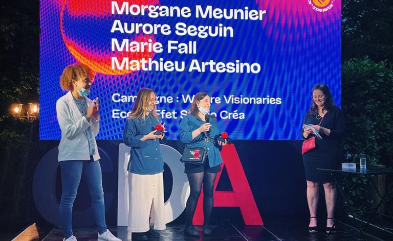 Prix étudiant Club des DA - EFET Studio Créa